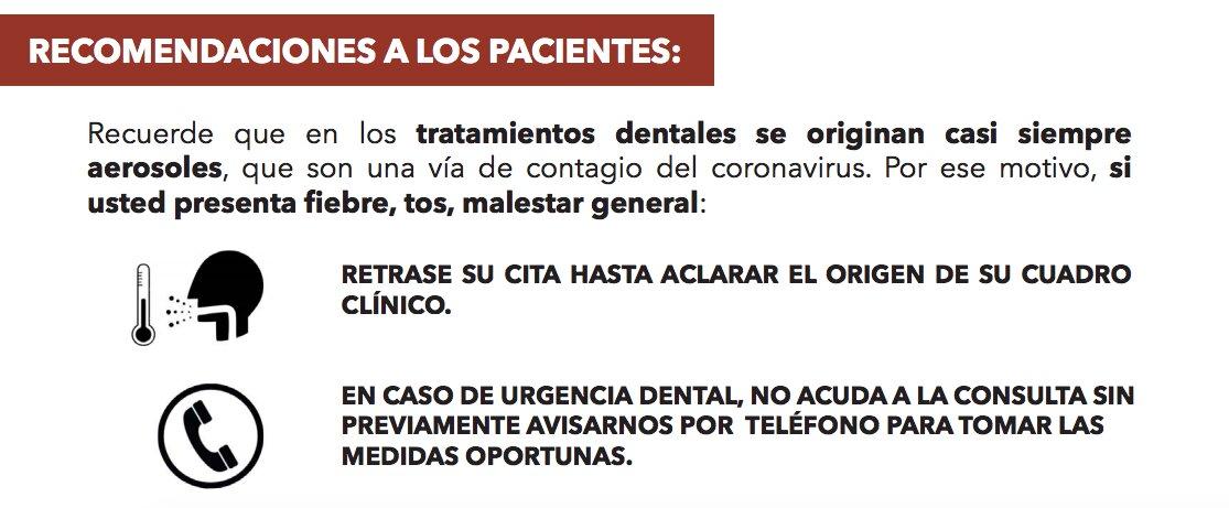 información pacientes coronavirus